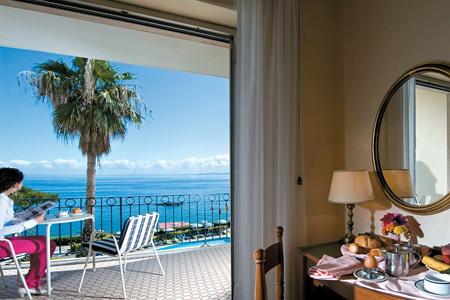 Camere Hotel Terme Alexander - Hotel 4 Stelle Ischia -Info Ischia