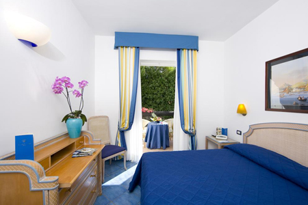 Camere Hotel Terme Central Park - Hotel 4 Stelle Ischia .- Info ischia
