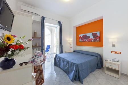 Camere Hotel Terme Letizia - Hotel 3 Stelle Ischia - Info Ischia