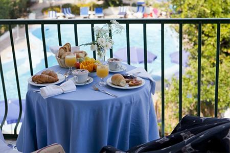Camere Hotel Terme Letizia - Hotel 3 Stelle Ischia - InfoIschia