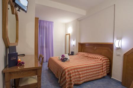 Camere Hotel Terme Tirrenia Ischia - Hotel 3 Stelle Ischia - Info Ischia