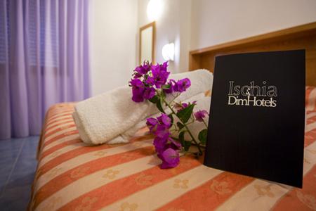 Camere Hotel Terme Tirrenia Ischia - Hotel 3 Stelle Ischia - InfoIschia