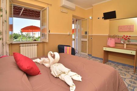 Camere Mareco Resort Hotel Ischia - Hotel 3 Stelle Ischia - InfoIschia