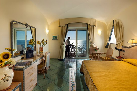 Camere Sorriso Thermae Resort & Spa - Hotel 4 Stelle Ischia - InfoIschia