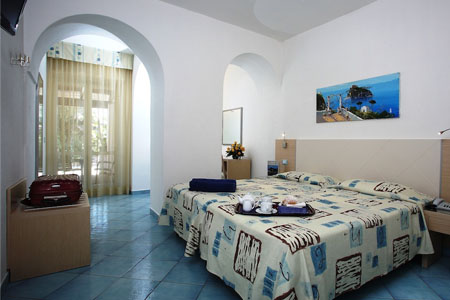 Camere Standard Hotel Parco San Marco - Hotel 4 Stelle Ischia