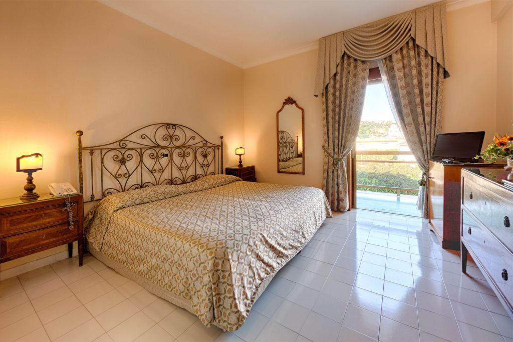Camere Superior Grand Hotel Terme di Augusto - Hotel 5 Stelle Ischia - Info Ischia