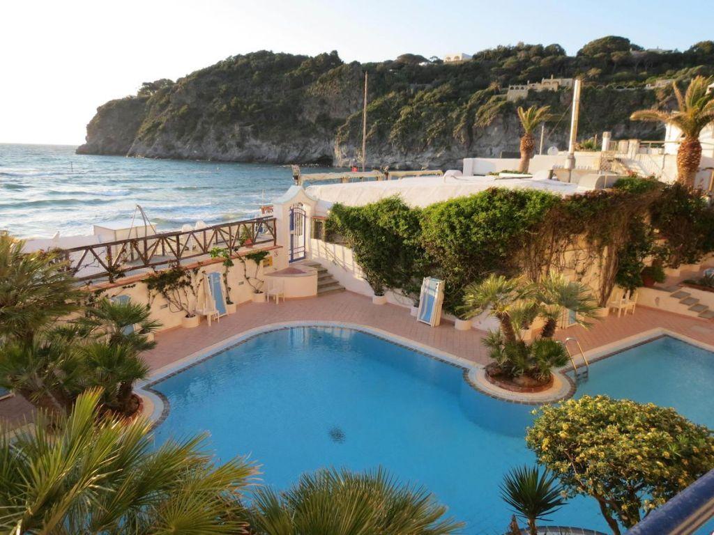 Hotel Santa Maria - Hotel 3 Stelle Forio - Info Ischia