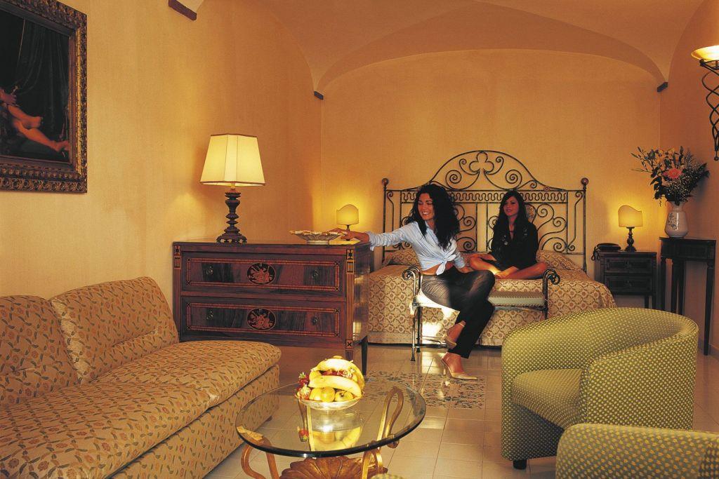 Junior Suite Grand Hotel Terme di Augusto - Hotel 5 Stelle Ischia - Info Ischia