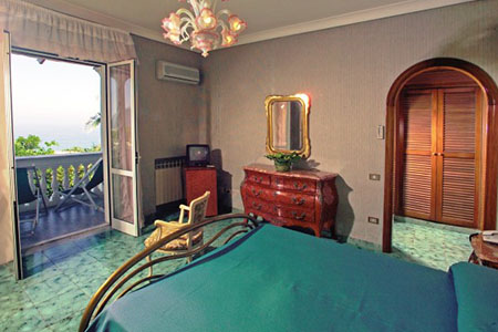 Junior Suite - Hotel Parco San Marco - Hotel 4 Stelle ischia