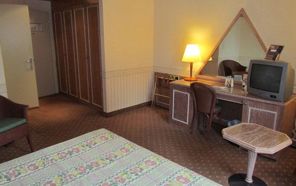 Le Camere Grand Hotel Re Ferdinando - Hotel 4 Stelle Ischia - Info Ischia