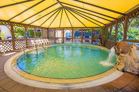 Piscina Coperta Hotel Cristallo Palace De Charme Hotel 4 Stelle Ischia - Info Ischia