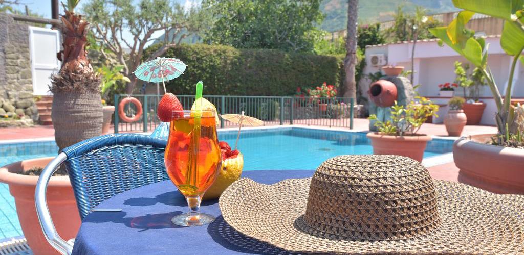 Piscina Mareco Resort Hotel Ischia - Hotel 3 Stelle Ischia - InfoIschia