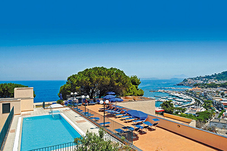 Piscine Hotel Cristallo Palace De Charme Hotel 4 Stelle Ischia - Info Ischia