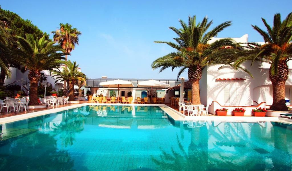Piscine - Hotel Parco San Marco - Hotel 4 Stelle ischia