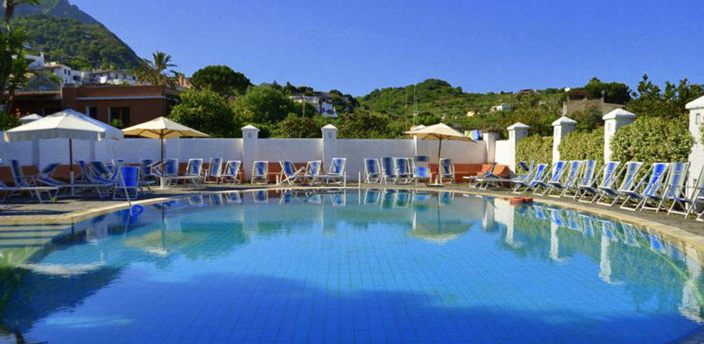 Piscine Hotel Terme Letizia - Hotel 3 Stelle Ischia - Info Ischia