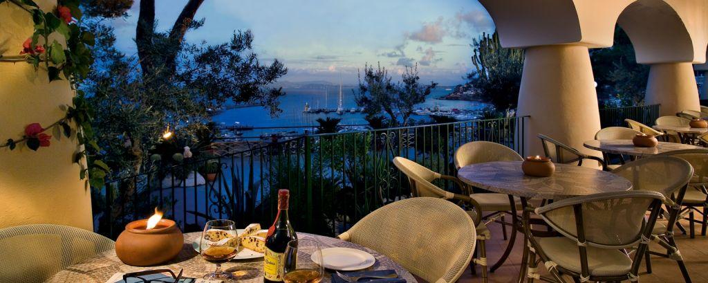 Ristorante Hotel Cristallo Palace De Charme Hotel 4 Stelle Ischia - Info Ischia
