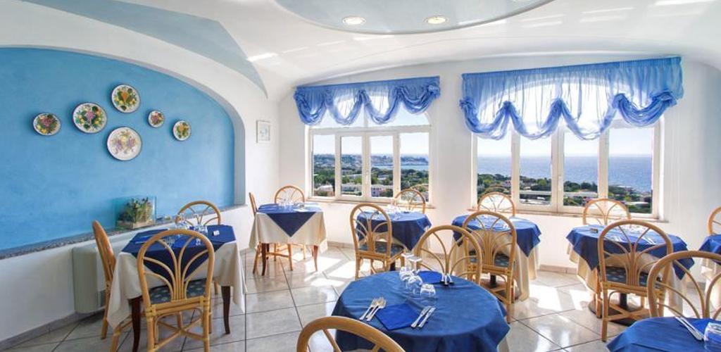 Ristorante Hotel Parco Dei Principi Ischia - Hotel 4 Stelle Ischia - Info Ischia