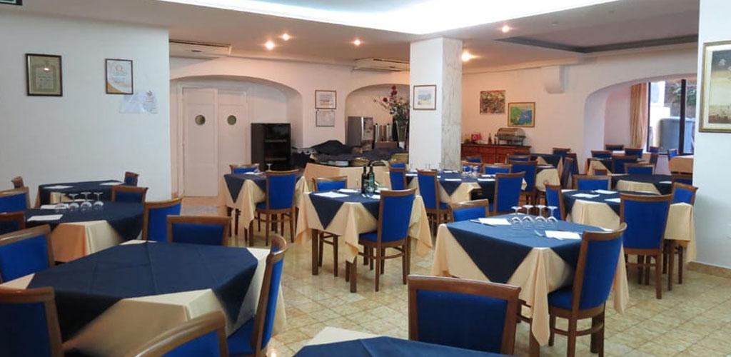 Ristorante - Hotel Santa Maria - Hotel 3 Stelle Ischia - Info Ischia