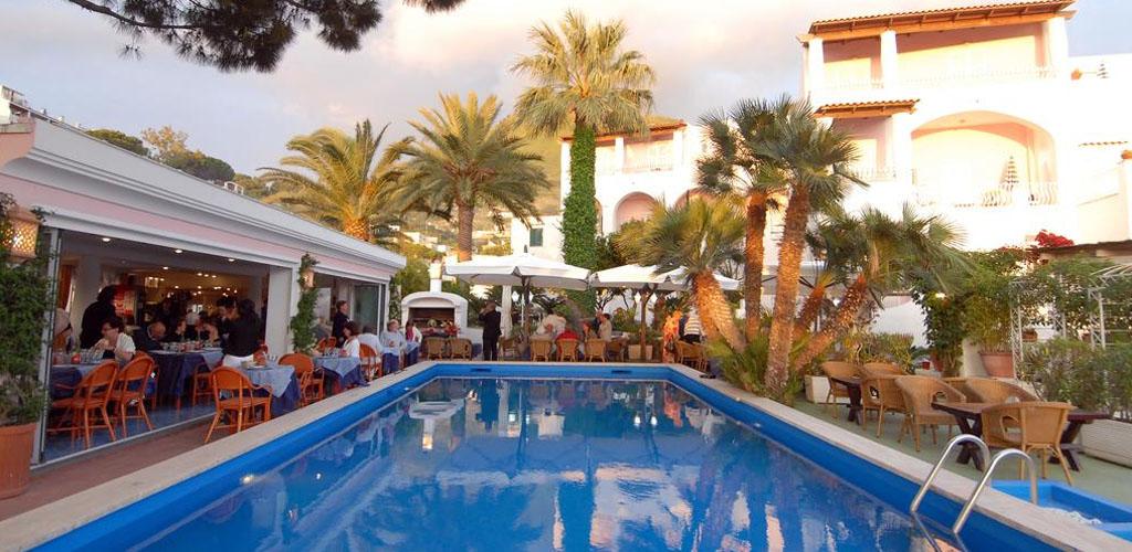 Ristorante Hotel Terme Colella - Hotel 3 Stelle Ischia - Info ischia