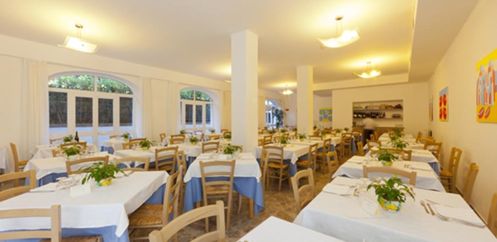 Ristorante Hotel Terme Letizia - Hotel 3 Stelle Ischia - Info Ischia