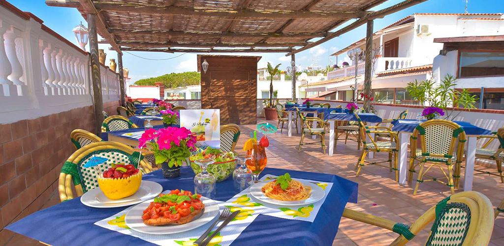 Ristorante Mareco Resort Hotel Ischia - Hotel 3 Stelle Ischia -InfoIschia