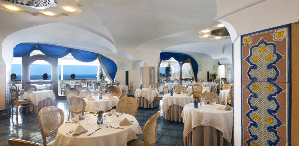 Ristorante Sorriso Thermae Resort & Spa - Hotel 4 Stelle Ischia - InfoIschia