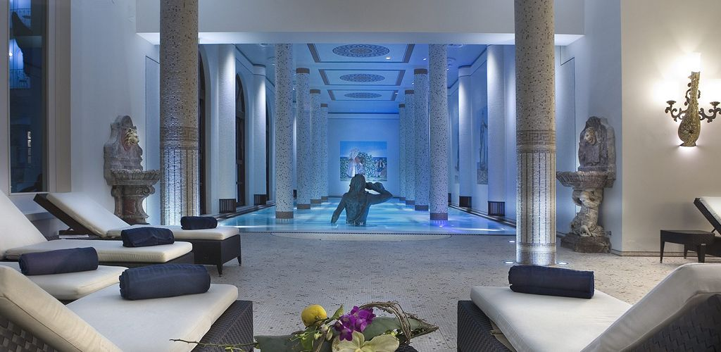 Spa Terme Manzi Hotel & Spa Ischia - Hotel 5 Stelle Ischia - Info Ischia