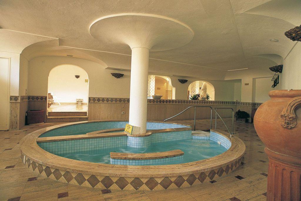 Terme Ischia - Grand Hotel Terme di Augusto - Hotel 5 Stelle Ischia - Info Ischia