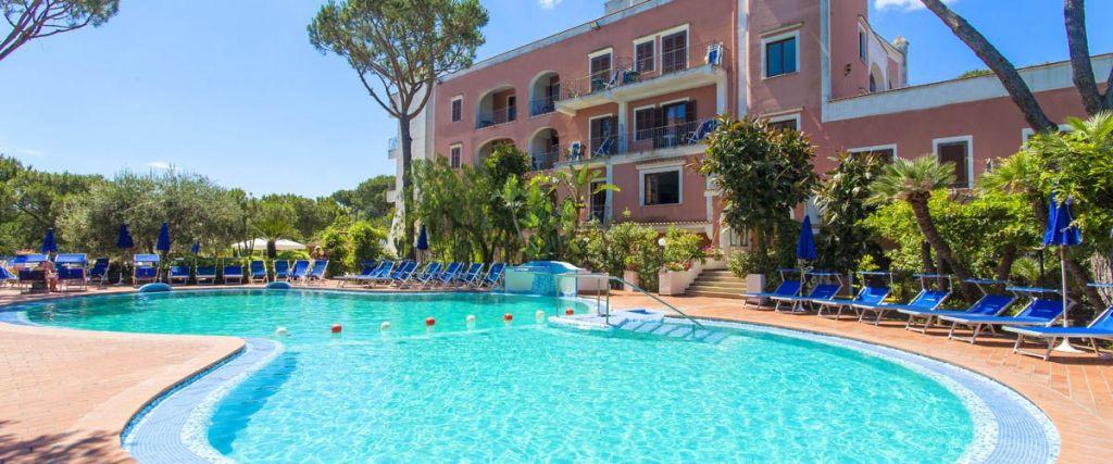 Hotel San Valentino Terme Ischia
