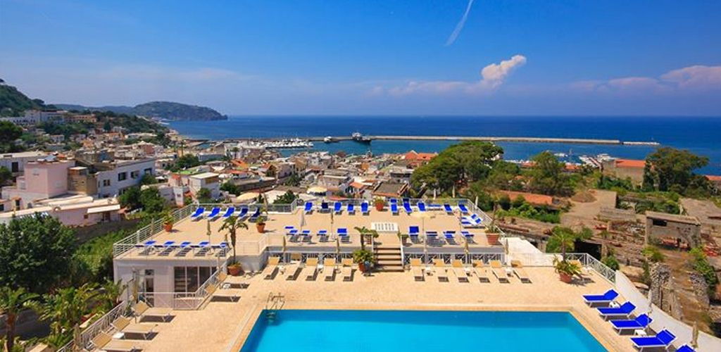 piscine Hotel Elma Park Terme - Hotel 4 Stelle Ischia - Info Ischia