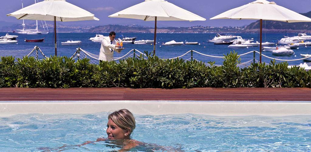piscine Hotel Miramare e Castello - Hotel 5 Stelle Ischia - Info Ischia
