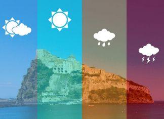Previsioni Meteo Ischia Week-End