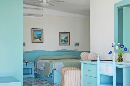 Camere Hotel Il Fortino Ischia - Hotel 4 Stelle Ischia - Info Ischia