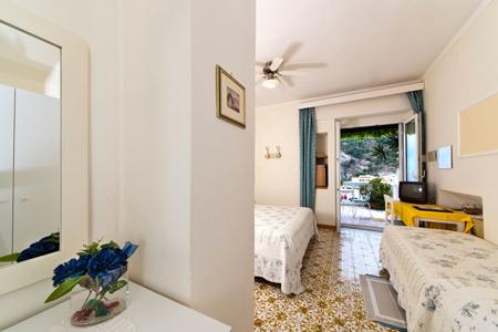 Camere Hotel La Palma Ischia - Hotel 4 Stelle Ischia- Info Ischia