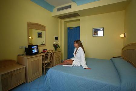 Camere Hotel Lord Byron Ischia - Hotel 3 Stelle Ischia - Info Ischia