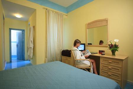 Camere Hotel Lord Byron Ischia - Hotel 3 Stelle Ischia - InfoIschia