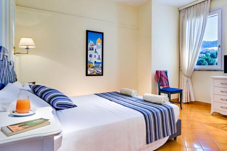 Camere Hotel Mareblu Ischia - Hotel 5 Stelle Ischia - InfoIschia