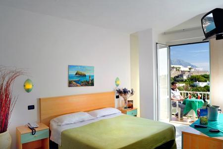 Camere Hotel Park Victoria Ischia - Hotel 3 Stelle Ischia - Info Ischia