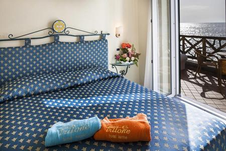 Camere Hotel Terme Tritone Ischia - Hotel 4 Stelle Ischia -Info Ischia