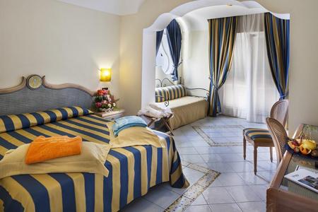 Camere Hotel Terme Tritone Ischia - Hotel 4 Stelle Ischia-Info Ischia