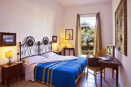 Camere Hotel Villa Maria Ischia - Hotel 3 Stelle Ischia- Info Ischia