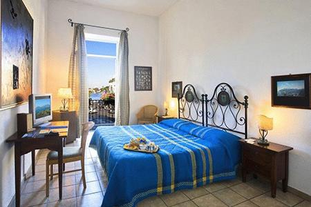 Camere Hotel Villa Maria Ischia - Hotel 3 Stelle Ischia - InfoIschia