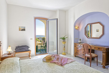 Camere Hotel Zaro Ischia - Hotel 4 Stelle Ischia - Info Ischia