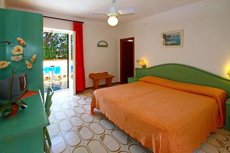Camere Park Hotel Calitto Ischia - Hotel 3 Stelle Ischia - InfoIschia