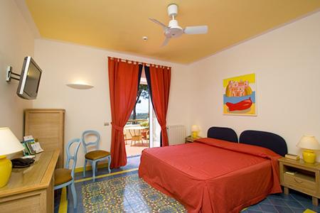 Camere Park Hotel Michelangelo Ischia - Hotel 4 Stelle Ischia- Info Ischia