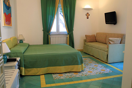Camere Park Hotel Michelangelo Ischia - Hotel 4 Stelle Ischia- InfoIschia