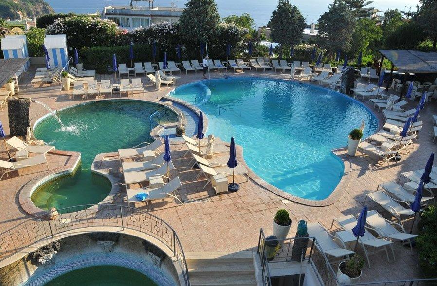 Park Hotel Michelangelo Ischia - Hotel 4 Stelle Ischia - InfoIschia