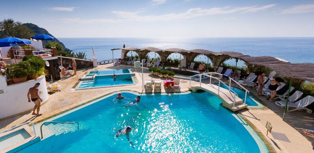 Piscine Hotel Il Fortino Ischia - Hotel 4 Stelle Ischia - Info Ischia