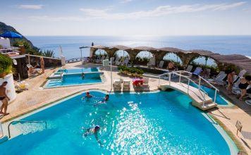 Piscine Hotel La Palma Ischia - Hotel 4 Stelle Ischia - Info Ischia