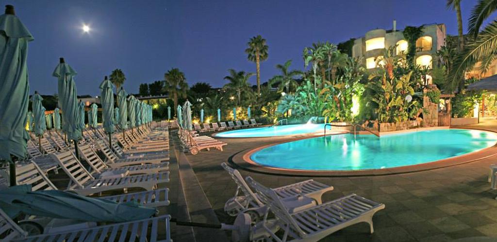 Piscine Hotel Parco Maria Ischia Hotel 4 Stelle Ischia - Info Ischia
